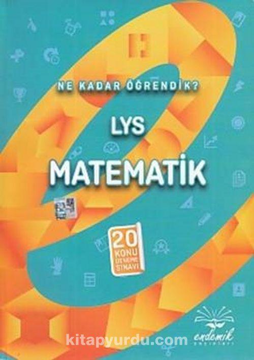 LYS Matematik - Ne Kadar Öğrendik? Pdf 15