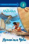 Moana Okumayı Seviyorum Moana'nın Yolu