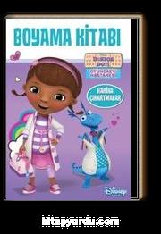 Doktor Dottie Oyuncak Hastanesi çıkartmalı Boyama Kitabı Indir Pdf