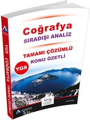 YGS Coğrafya Tamamı Çözümlü Konu Özetli - Bülent Demir pdf epub