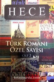 65-66-67-Hece Aylık Edebiyat Dergisi Türk Romanı Özel Sayısı (2 Cilt Takım)