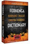 Ferhenga Kurmanci İngilizi - English Kurdish Dictionary