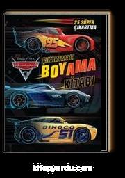Arabalar 3 çıkartmalı Boyama Kitabı Kollektif Kitapyurducom