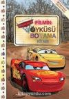 Arabalar 3 Filmin Öyküsü Boyama Kitabı