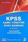 Çözümlü KPSS Kamu Yönetimi Soru Bankası & Yeni Mevzuata Göre