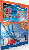 LYS 3 Edebiyat Coğrafya Tamamı Çözümlü 10 Deneme