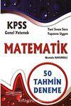 KPSS Genel Yetenek Matematik 50 Tahmin Deneme