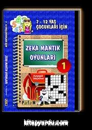 Zeka Mantık Oyunları 1 & 7- 12 Yaş Çocukları İçin