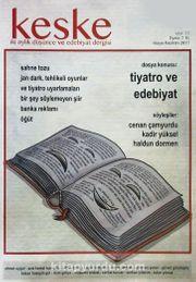 Keşke İki Aylık Düşünce ve Edebiyat Dergisi Sayı:23 Mayıs-Haziran 2017
