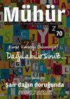 Mühür İki Aylık Şiir ve Edebiyat Dergisi Yıl:12 Sayı:70 Mayıs-Haziran 2017
