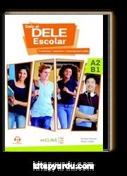 Dale al DELE Escolar A2-B1 +audio descargable