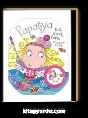 Papatya Tatlı çörek Perisi Boyama Kitabı Kollektif Kitapyurducom
