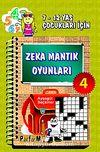 Zeka Mantık Oyunları 4 & 7- 12 Yaş Çocukları İçin