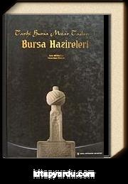 Bursa Hazireleri & Tarihi Bursa Mezar Taşları -1 (20-F-33)