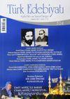 Türk Edebiyatı Aylık Fikir ve Sanat Dergisi Ağutos 2016 Sayı 514