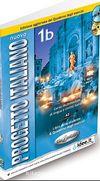 Nuovo Progetto Italiano 1b Edizione aggiornata (Kitap ve Çalışma Kitabı +CD +CDROM) İtalyanca Orta-Alt Seviye (A2)
