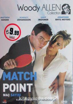 Match Point - Maç Sayısı (Dvd)