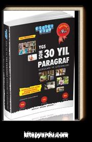 Son 30 Yıl YGS Paragraf Soruları ve Çözümleri