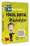 Video Çeviri İle YÖKDİL Sosyal Makaleleri