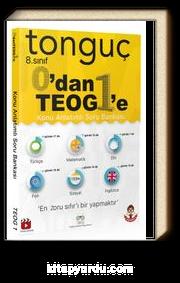 8. Sınıf 0'dan TEOG-1'e Konu Anlatımlı  Soru Bankası
