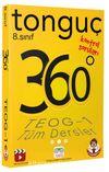 8. Sınıf 360 Kontrol Testleri TEOG 1 Tüm Dersler