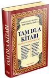 Tam Dua Kitabı Ciltli (Kod 018) (şamua)
