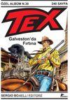 Tex Özel Seri 6 / Galveston'da Fırtına