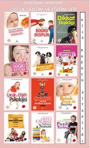 Doğumdan Ergenliğe Çocuk Gelişim ve Eğitim Seti (12 Kitap)