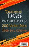 DGS Problemler Video Eğitim Seti 16 GB Flash Bellek