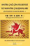 Antik Çağ Çin Felsefesi ve Mantık Çalışmaları & Çin Felsefesi ve Mantık Bilimi 1