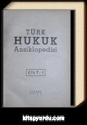 Türk Hukuk Ansiklopedisi 1 (Kod: 4-A-22)