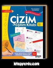 Çizim Eğitim Kitabı Adım Adım Kolay Çizim ve Öğrenme Teknikleri