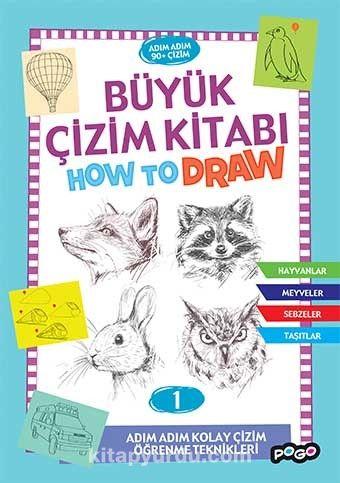 Büyük Çizim Kitabı 1 - Kollektif pdf epub