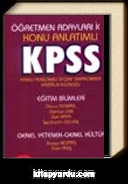 KPSS Öğretmen Adayları İçin Konu Anlatımlı