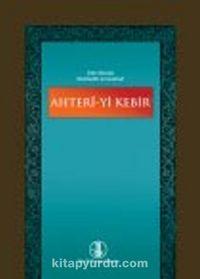 Ahteri-yi Kebir - Ahteri Mustafa Efendi pdf epub