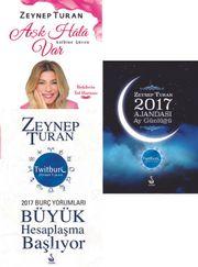 Zeynep Turan (3 Kitap Set)
