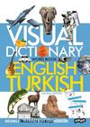 Visual Dictionary Word Book English-Turkish & Resimli İngilizce-Türkçe Sözlük