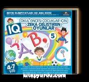 Okul Öncesi Çocuklar İçin IQ Zeka Geliştiren Oyunlar  5 (4-7 Yaş)