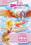 Barbie Dreamtopia Hayaller Ülkesi Boya Oku Yapıştır