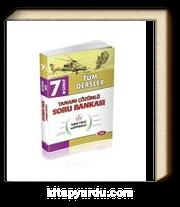 7. Sınıf Tüm Dersler Özel Tek Kitap Tamamı Çözümlü Soru Bankası