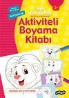 Aktiviteli Boyama Kitabı / Hayvanlar