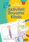 Aktiviteli Boyama Kitabı / Hayvanat Bahçesi