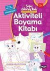 Aktiviteli Boyama Kitabı / Prensesler