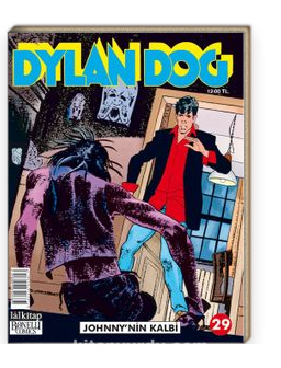 Dylan Dog Sayı 29 / Johnny'nin Kalbi