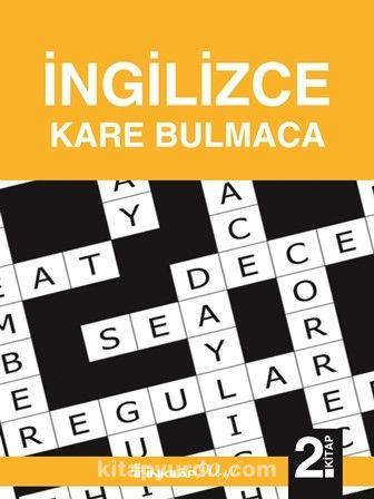 İngilizce Kare Bulmaca 2. Kitap -  pdf epub