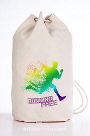 Bookinzi Spor Bez Çanta - Running Free
