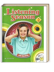 Listening Season 2 with Workbook +MP3 CD (2nd Edition)