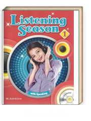 Listening Season 1 with Workbook +MP3 CD (2nd Edition)