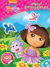 Kaşif Dora Neşeli Çıkartmalar