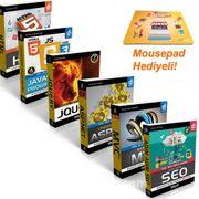 SEO Destekli ASP.NET Web Seti (6 Kitap)